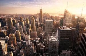 new york city sky view
